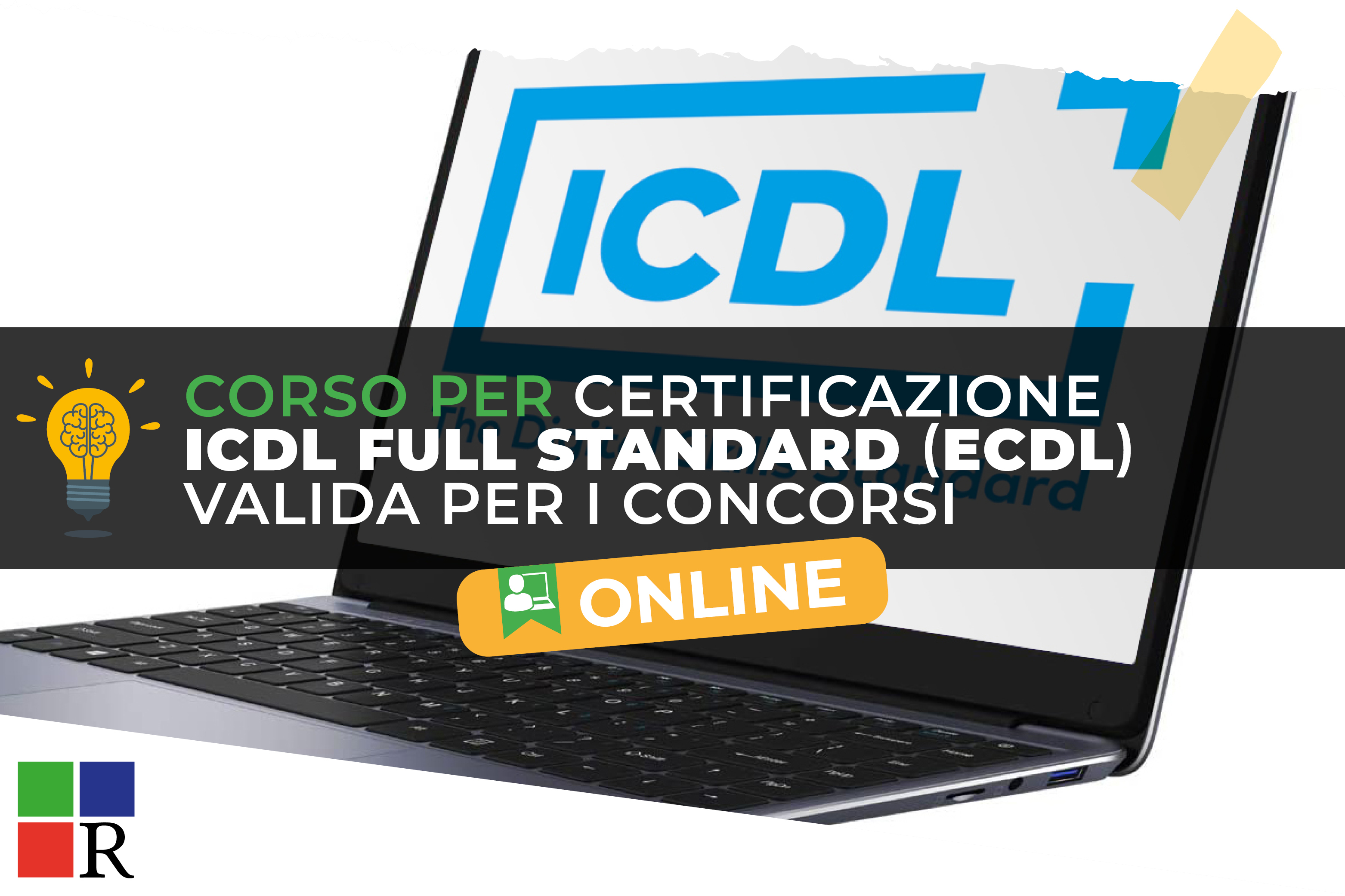 corso ICDL full standard online